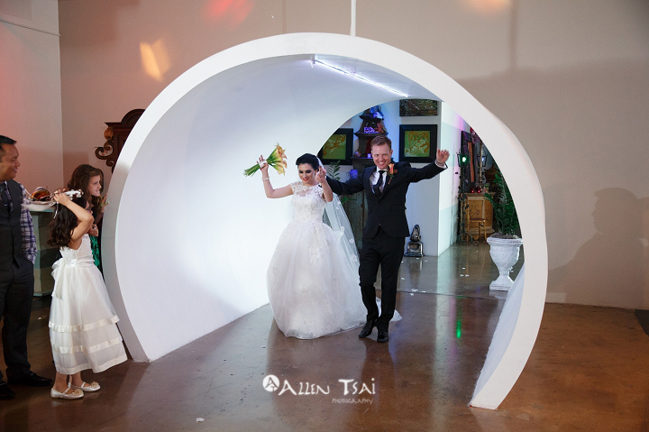 tunnel_wedding_entrance