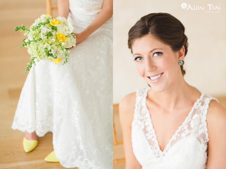 Nasher Sculpture Center Bridals Dallas Wedding Photographer Allen Tsai