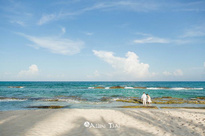 El Dorado Casitas Royale Wedding Day After Allen Tsai