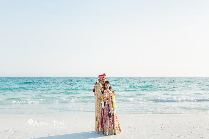 Hilton Sandestin Wedding Destin Wedding Photographer Allen Tsai