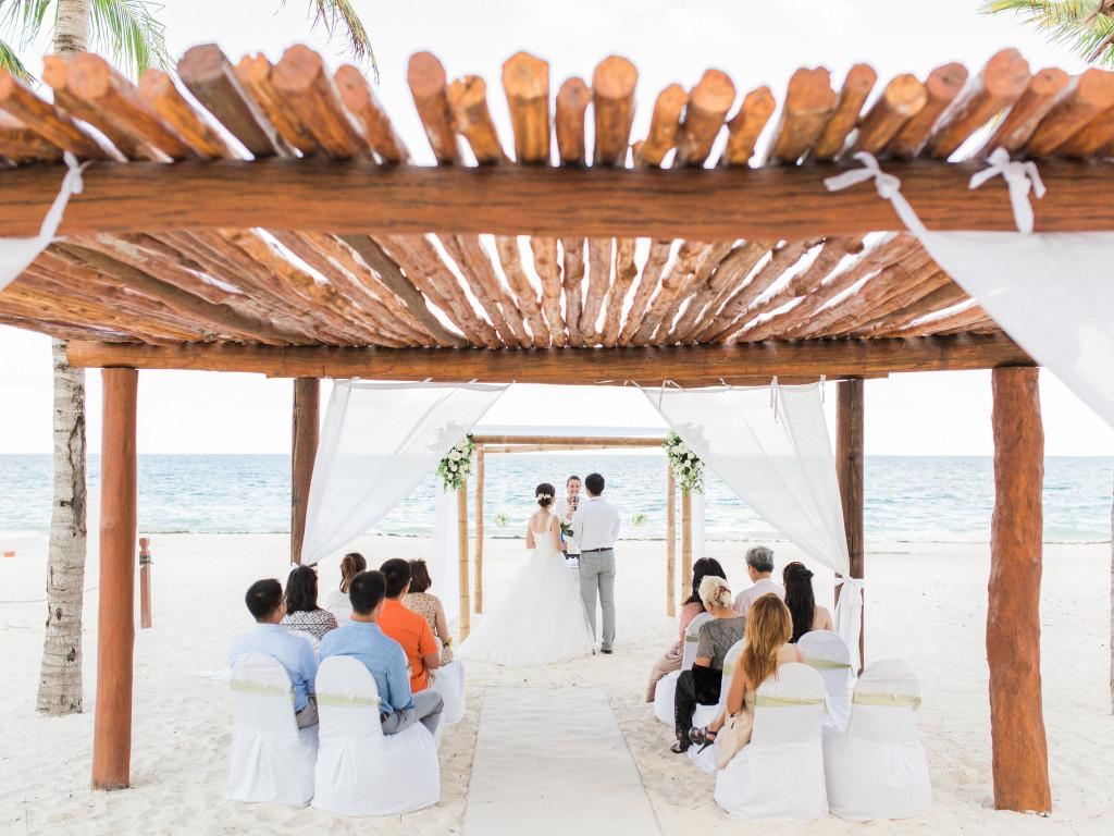 Destination Wedding Excellence Riviera Cancun Allen Tsai Photography